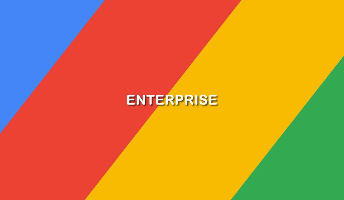 enterprise google workspace beneficios